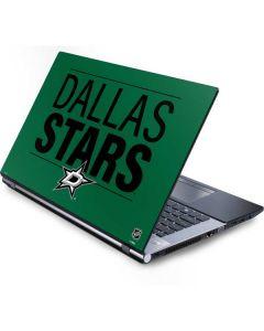 Dallas Stars Lineup Generic Laptop Skin