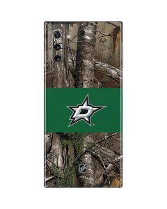 Dallas Stars Realtree Xtra Camo Galaxy Note 10 Skin