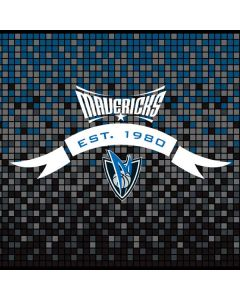 Dallas Mavericks Est 1980 Pixels Amazon Echo Skin
