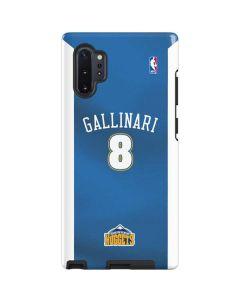 Danilo Gallinari Denver Nuggets Galaxy Note 10 Plus Pro Case