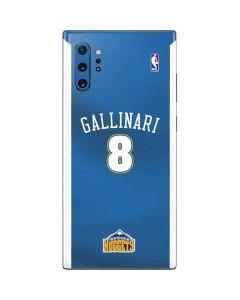 Danilo Gallinari Denver Nuggets Galaxy Note 10 Plus Skin