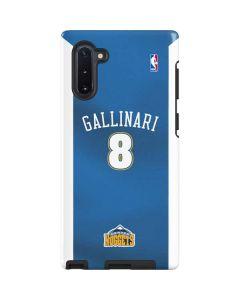 Danilo Gallinari Denver Nuggets Galaxy Note 10 Pro Case