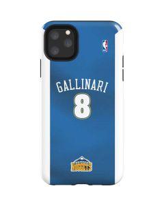 Danilo Gallinari Denver Nuggets iPhone 11 Pro Max Impact Case