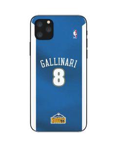 Danilo Gallinari Denver Nuggets iPhone 11 Pro Max Skin
