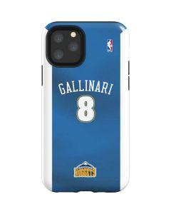 Danilo Gallinari Denver Nuggets iPhone 11 Pro Impact Case