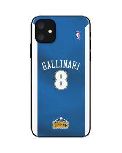 Danilo Gallinari Denver Nuggets iPhone 11 Skin