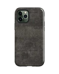 Dark Iron Grey Concrete iPhone 12 Pro Max Case