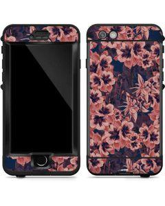 Dark Tapestry Floral LifeProof Nuud iPhone Skin