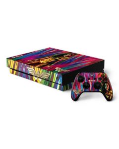 Wonder Woman Color Blast Xbox One X Bundle Skin