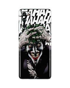 The Joker Insanity Galaxy S20 Fan Edition Skin