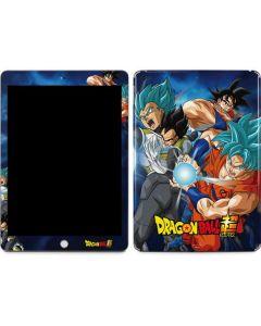 Goku Vegeta Super Ball Apple iPad Skin