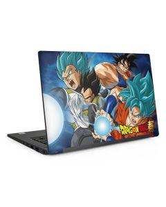 Goku Vegeta Super Ball Dell Latitude Skin