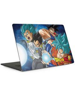 Goku Vegeta Super Ball Apple MacBook Pro 15-inch Skin