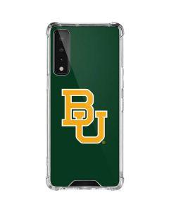 BU - Green LG Stylo 7 5G Clear Case