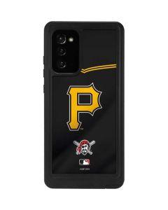 Pittsburgh Pirates Alternate/Away Jersey Galaxy Note20 5G Waterproof Case