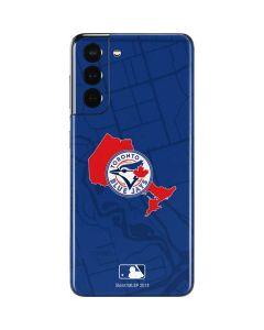 Toronto Blue Jays Home Turf Galaxy S21 5G Skin