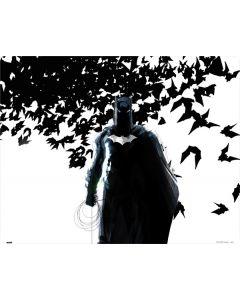 Batman and Bats Playstation 3 & PS3 Slim Skin