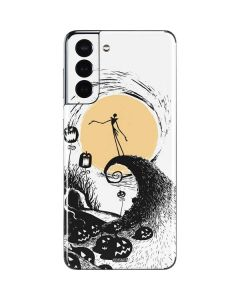 Jack Skellington Pumpkin King Galaxy S21 5G Skin