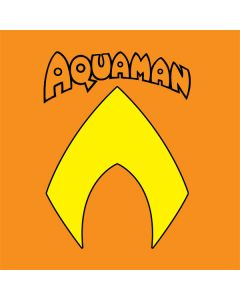 Aquaman Official Logo Cochlear Nucleus Freedom Kit Skin