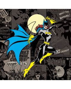 Batgirl Mixed Media Satellite L775 Skin