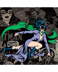 Catwoman Mixed Media Cochlear Nucleus Freedom Kit Skin