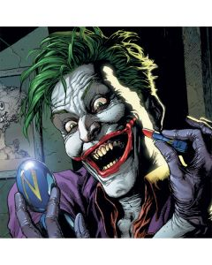 The Joker Put on a Smile Playstation 3 & PS3 Skin