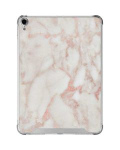 Rose Gold Marble iPad Air 10.9in (2020) Clear Case