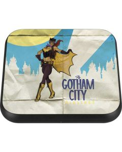 Batgirl- Fly Gotham City Airlines Wireless Charger Single Skin