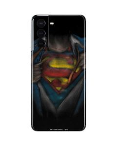 Superman Chalk Galaxy S21 5G Skin