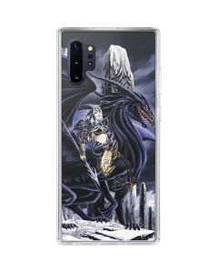 Dead of Winter Dragon and Warriors Galaxy Note 10 Plus Clear Case