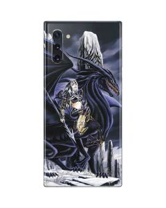 Dead of Winter Dragon and Warriors Galaxy Note 10 Skin