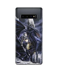 Dead of Winter Dragon and Warriors Galaxy S10 Plus Skin