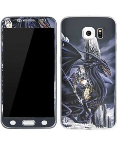 Dead of Winter Dragon and Warriors Galaxy S6 Skin