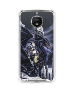 Dead of Winter Dragon and Warriors Moto G5S Plus Clear Case