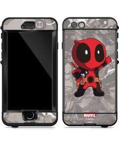 Deadpool Hello LifeProof Nuud iPhone Skin