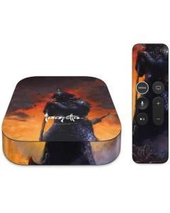 Death Dealer Apple TV Skin