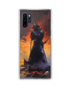 Death Dealer Galaxy Note 10 Plus Clear Case