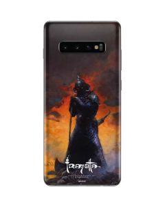 Death Dealer Galaxy S10 Plus Skin