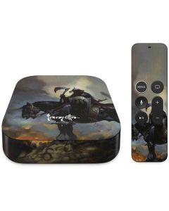 Death Dealer on Horseback Apple TV Skin