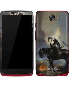 Death Dealer on Horseback Motorola Droid Skin