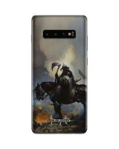 Death Dealer on Horseback Galaxy S10 Plus Skin