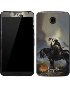 Death Dealer on Horseback Google Nexus 6 Skin