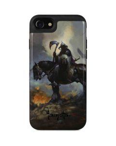 Death Dealer on Horseback iPhone SE Wallet Case