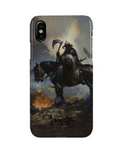 Death Dealer on Horseback iPhone XS Max Lite Case