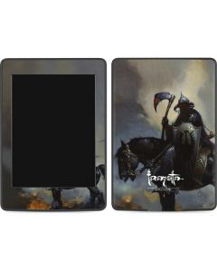 Death Dealer on Horseback Amazon Kindle Skin