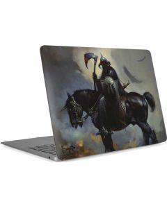 Death Dealer on Horseback Apple MacBook Air Skin