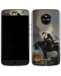 Death Dealer on Horseback Moto X4 Skin