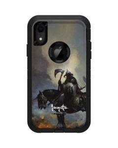 Death Dealer on Horseback Otterbox Defender iPhone Skin