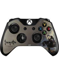 Death Dealer on Horseback Xbox One Controller Skin