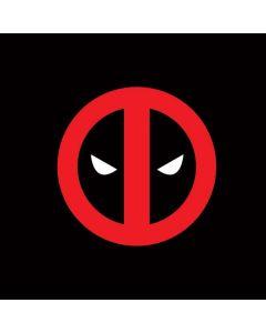 Deadpool Logo Black Otterbox Defender Galaxy Skin
